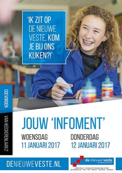 De Nieuwe Veste Poster A3_2
