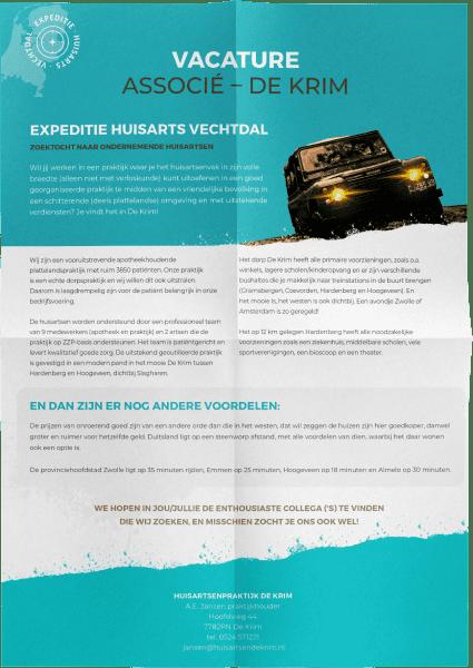 vacature_flyer